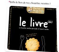 Le Livre des chouettes recettes (et plus secrètes) de Michel et Augustin @Michel_augustin
