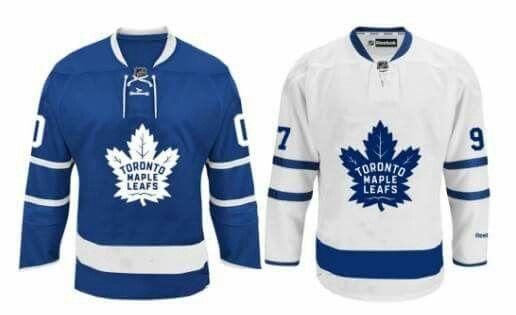 2016/2017 Maple Leafs Jersey