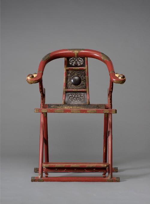 조선시대 왕이 앉던 접이식 의자가 5억원? - 아주경제