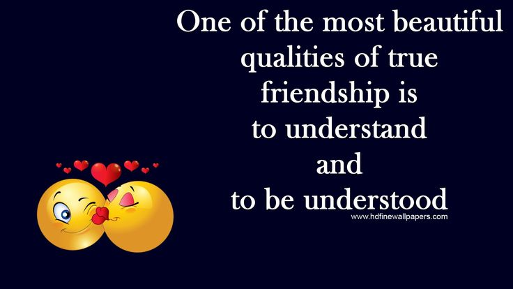 Beautiful Thoughts on Friendship Unique HD Photos