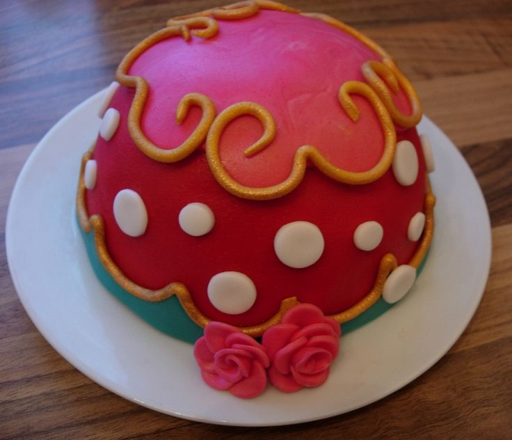 Small Oilily cake for Lobke