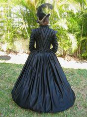 Custom Renaissance Doublet Gown