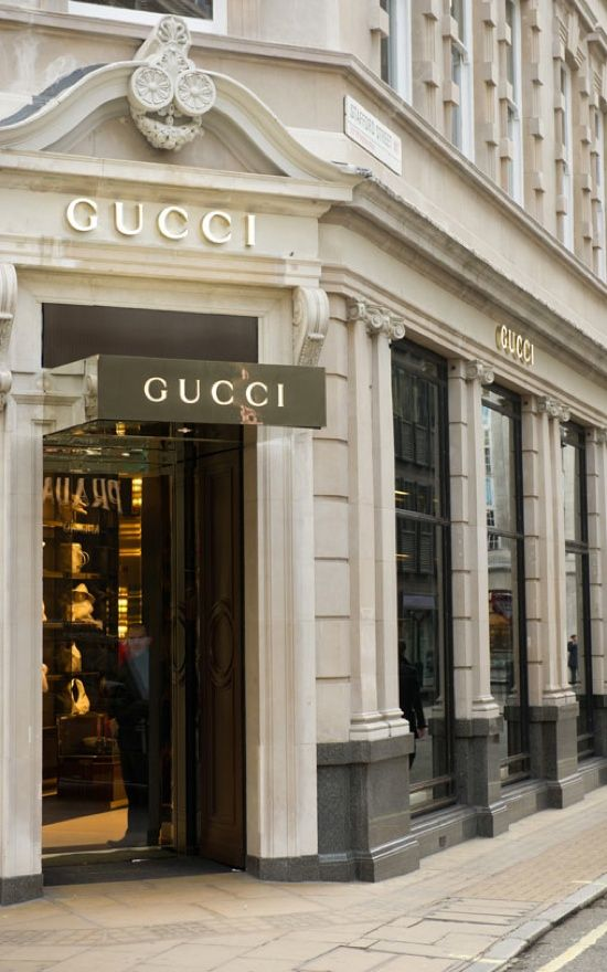 london: gucci flagship store renewal