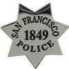 This is the SFPD star used on most forms and adds. the number 1849 is the year that the SFPD became a Police Department.