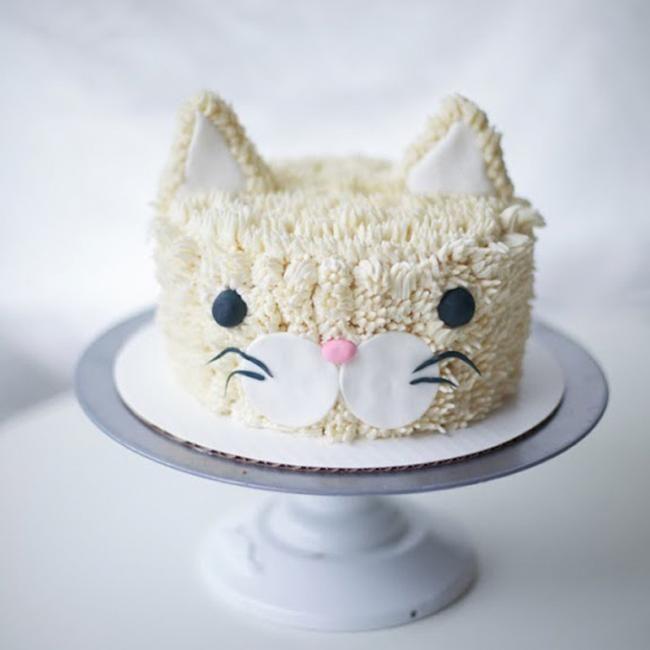 decoraciones de pasteles muy sencillas de realizar