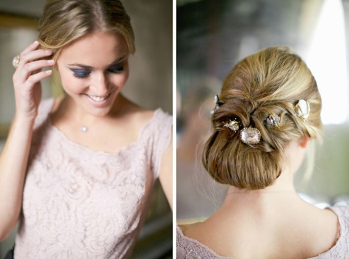 35 Wedding Hairstyles Discover Next Year S Top Trends For: 1000+ Ideas About Vintage Bridesmaid Hairstyles On