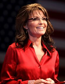 "Sarah Palin. Whatever you think of her politics, this mother of five became the first female governor in a state with a population of 10 to 1 men to women, in a traditional values party, then ran for Vice President. She did it without family or old school political connections, and she did it before age 50. ""Sarah Barracuda"" gave hope for future female presidents, of any party."