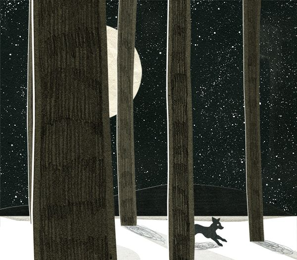 More beautiful gifs by Nancy Liang  #illustration #animation #art