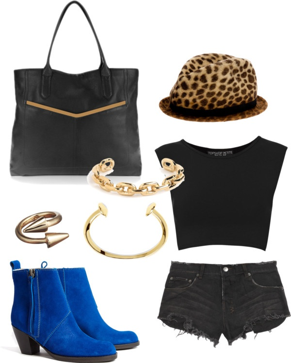 """""""Festival Look 3"""" by monica-botkier ❤ liked on Polyvore"""