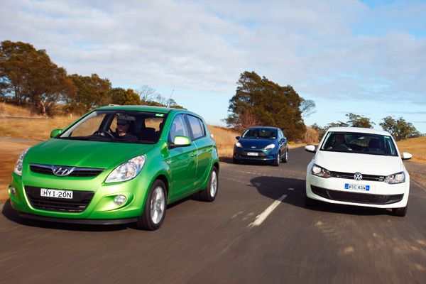 Durable Test For Best Compact Cars Picture Of Best Compact Cars Trial 2013
