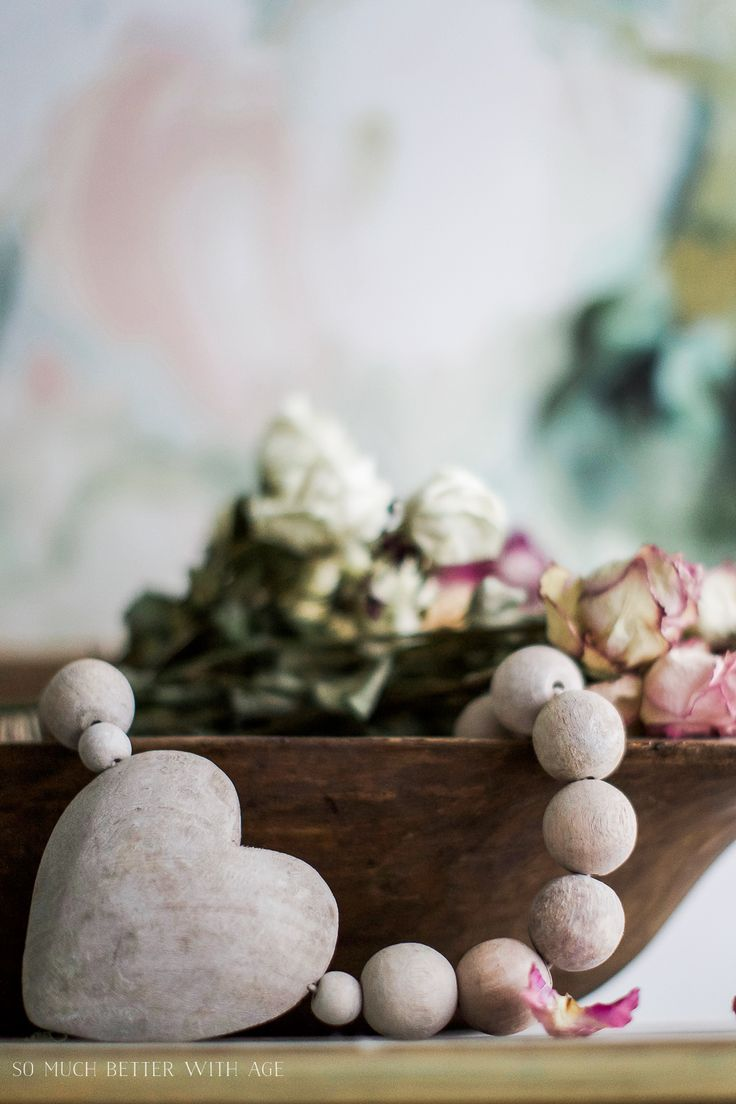 Vintage floral artwork, How to Pick Art with a French Vintage Vibe - So Much Better With Age