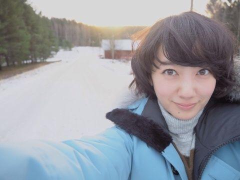 でこでこ。の画像 | 波瑠オフィシャルブログ「Haru's official blog」Po…