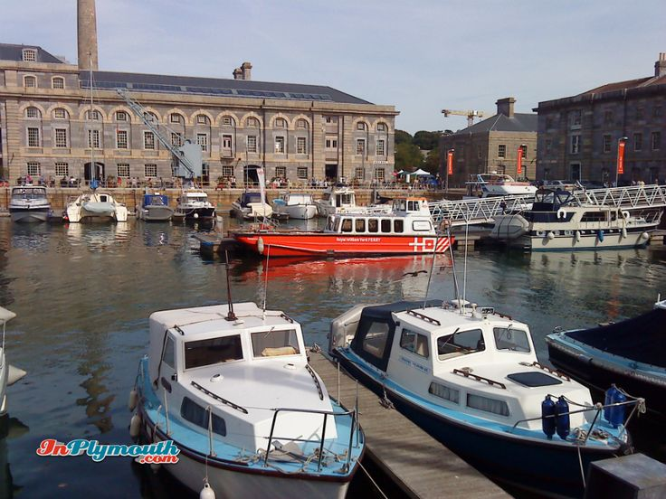 Royal William Yard - one of the Ten Favourite Places to Visit Near Plymouth