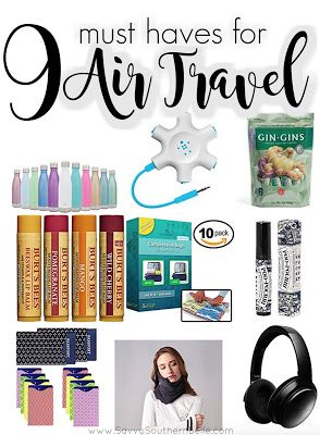 Air Travel Must Haves | Carry on Essentials | What you need for a flight | Packing with only a carry on |