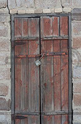 Старые деревянные двери | Фото большого размера | ID 3088584