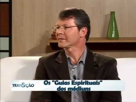 Geraldo Campetti: guias espirituais