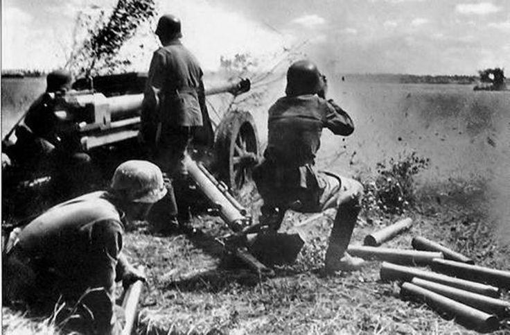 German 50 Mm Anti Tank Gun: 7 Best WW2 Artillery Images On Pinterest
