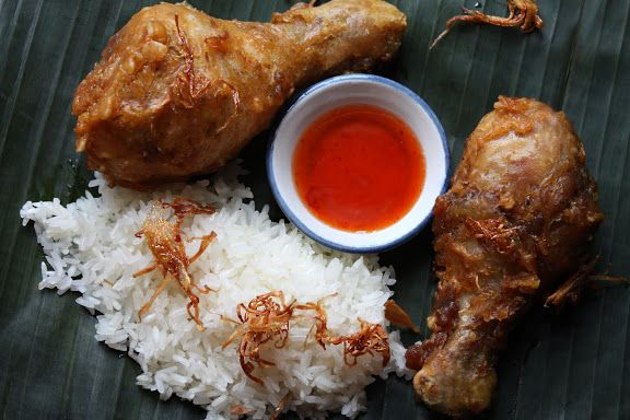 Thai-Style Fried Chicken – Gai Tod (ไก่ทอด)
