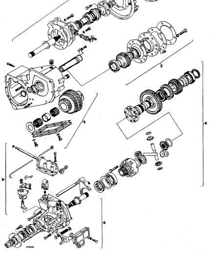 New post (Defender LT230R Transfer Gearbox Repair Manual