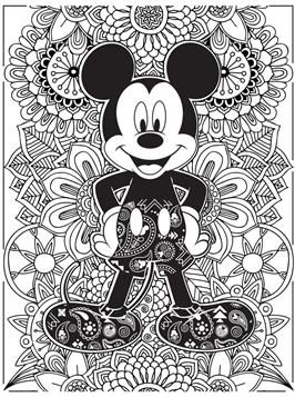 Nice Coloring Pages Dinsey For Adults Mickey Mouse On Kids N Fun Disney Coloring Sheets Mickey Mouse Coloring Pages Disney Coloring Pages