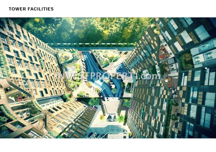 Cambio Lofts Alam Sutera Apartment