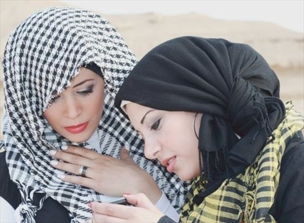 Muslim Hijab is veil which is worn by Muslim female beyond the age of puberty in the presence of nonrelated adult males.