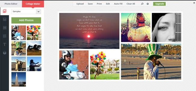 10 Of The Best Free Online Photo Collage Maker Websites