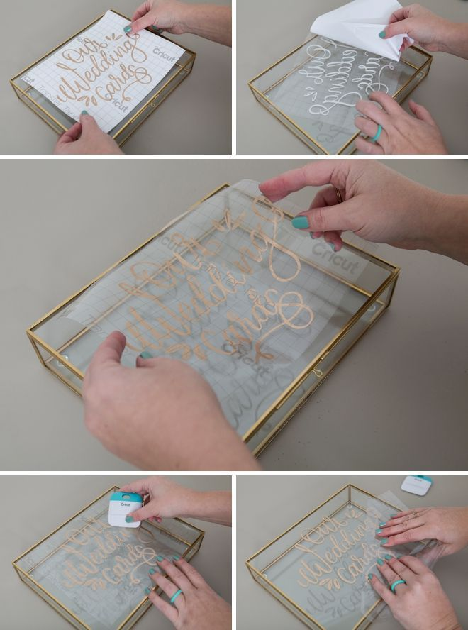 This DIY Wedding Card Box Is SO Stunning, You NEED To Make It!