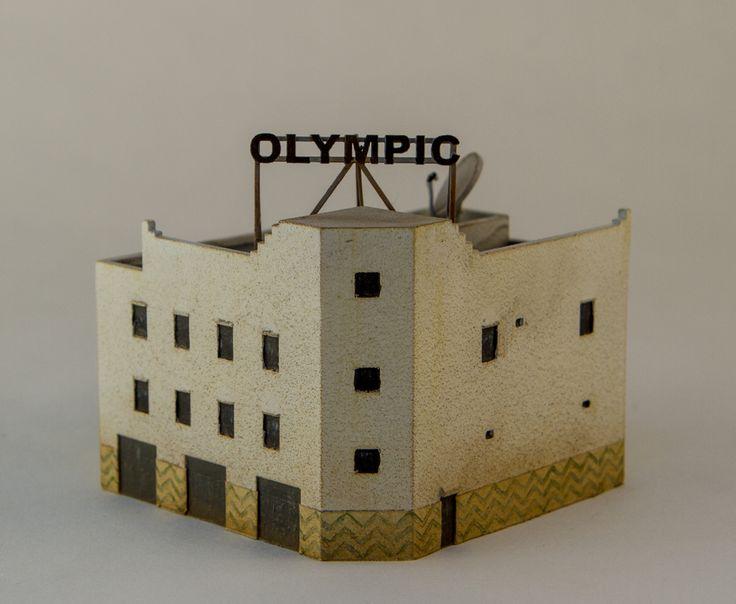 GameCraft Miniatures - Blackhawk Down Olympic Hotel  (Resin) - 285MEV085, $12.75 (http://gcmini.mybigcommerce.com/blackhawk-down-olympic-hotel-resin-285mev085/)
