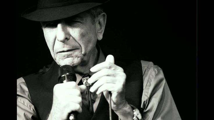 Leonard Cohen ♥ Crazy To Love You