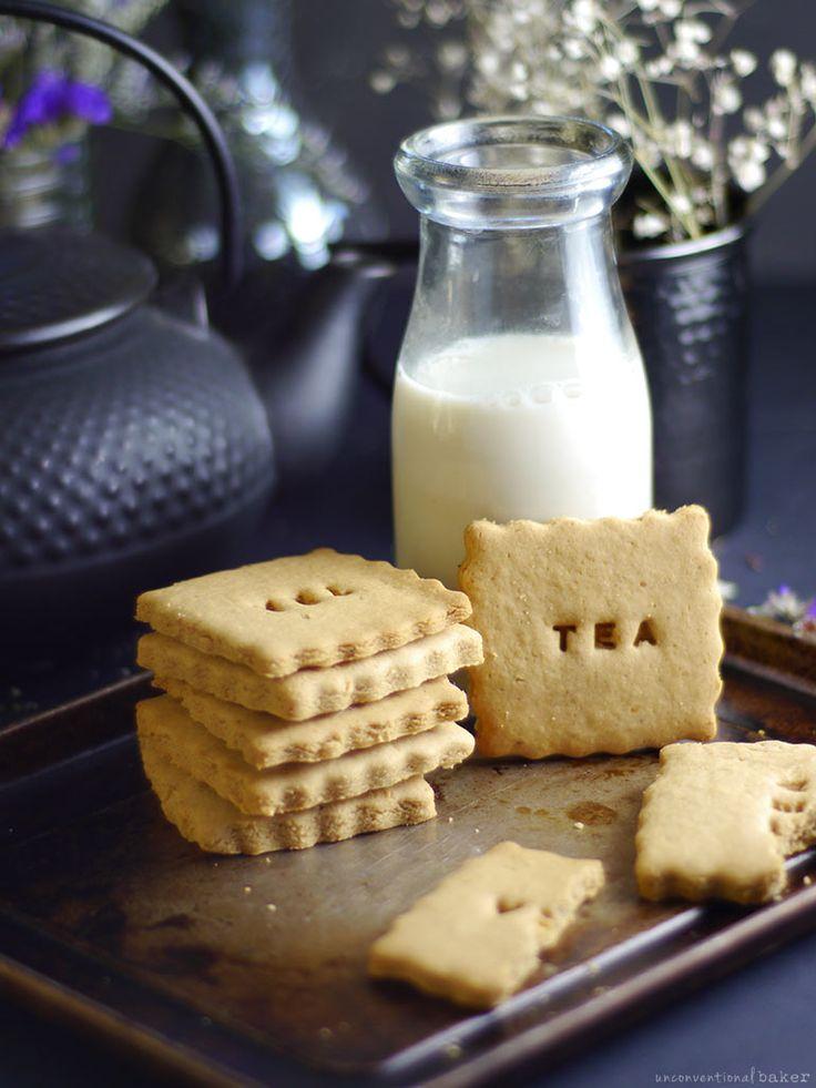 Cashew Butter Tea Biscuits (frei von: Gluten, Milch, Eier, raffinierten Zucker, Gummis, und fügte hinzu, Öle)