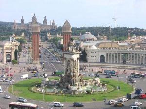 Plaza de España - Barcelona