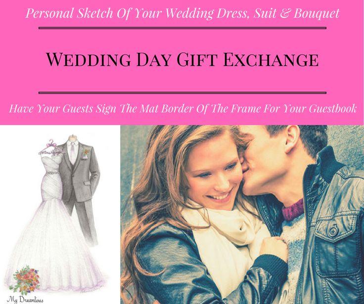 Wedding Day Gift Exchange : wedding shop wedding vendors wedding tips things wedding wedding style ...