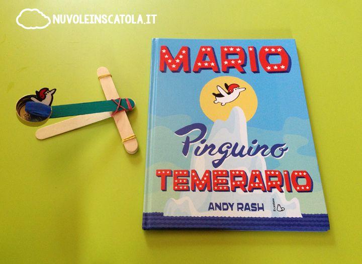 Mario Pinguino Temerario è un pinguino che cerca sempre nuove invenzioni per lanciarsi da un iceberg all'altro. Aiutiamolo costruendo per lui una catapulta-lancia-pinguini.