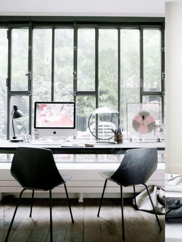 Si vous aussi vous cherchez toujours à améliorer votre espace de travail pour le rendre chaque jour un peu plus idéal, ne ratez pas nos idées déco inspirées des plus jolis coin bureaux de la planèt…