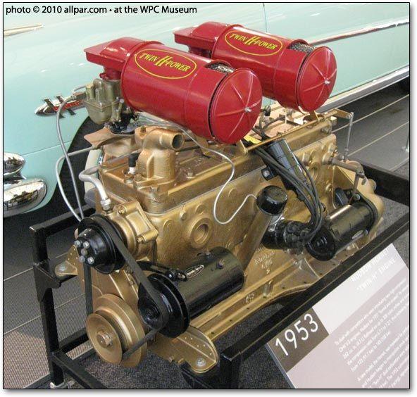 Hudson Hornet Race Car Specs