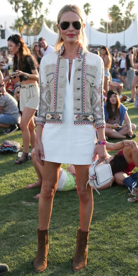 15 Times Celebrities Got Festival Fashion Right at Coachella 2015
