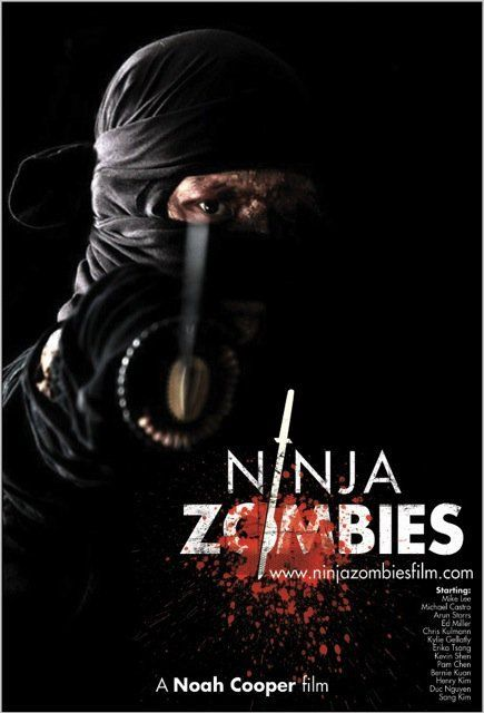 Our 2nd review of Ninja Zombies