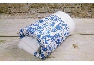Baby Blanket Magic Delft - 100% ORGANIC COTTON