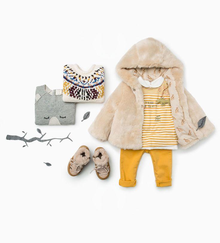 -Shop by Look-Bebé niña-Bebé | 3 meses-3 años-NIÑOS | ZARA España