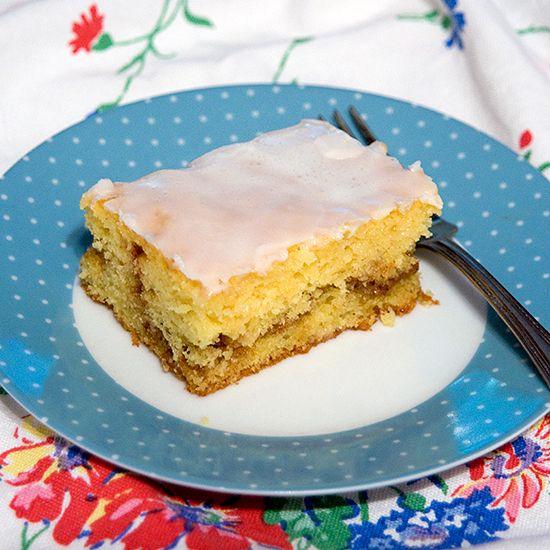 Hunny Bun Cake From Scratch