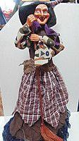 Баба-яга декоративная высота 75 см Подробнее: https://top-podarok.com.ua/p47361915-baba-yaga-dekorativnaya.html