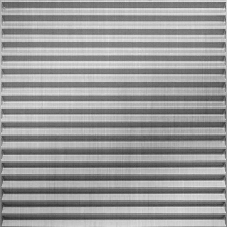 Corrugated - Mirroflex - Ceiling Tiles Pack