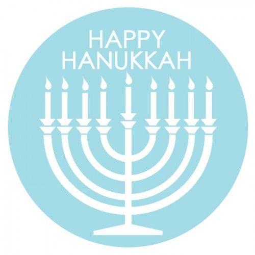 Free Happy #Hanukkah Printable Tags.. Happy Hanukkah!!