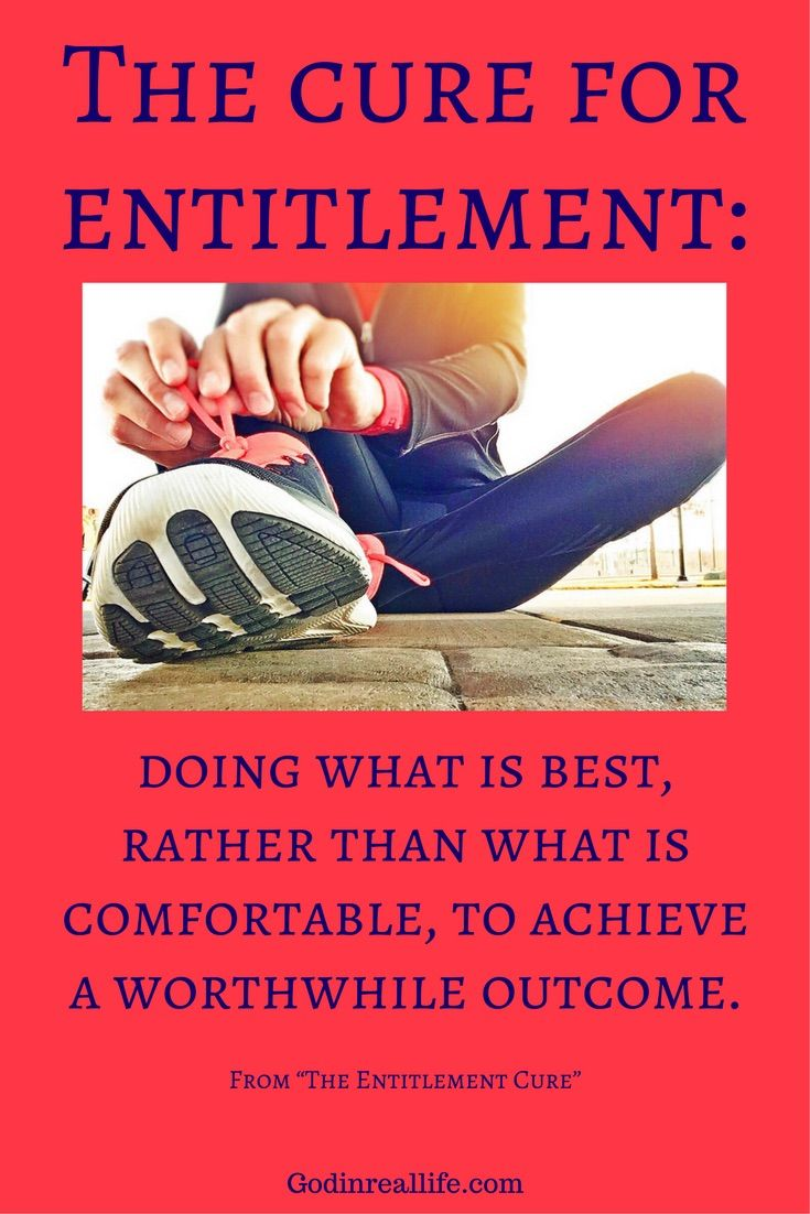 The Cure for Entitlement: Doing what is best, rather than what is comfortable, to achieve a worthwhile outcome. For more on relationships, faith, and emotional health, check out Godinreallife.com. Gratitude. Henry Cloud. John Townsend. The Entitlement Cure. Spoiled. Ingratitude. Hard work. Sowing and reaping.