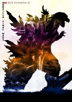 Godzilla: Final Wars aka Gojira: Fainaru uôzu (2004)...Godzilla's 50th Anniversary project, in which Gojira (Godzilla) travels around the world to fight his old foes plus a new, mysterious monster named Monster X. #Godzilla #Mothra #KeizerGhidorah #Gigan #Rodan #Anguirus #KingCaesar, #Ebirah #Minilla #Zilla #Kamacuras #Kumonga #Manda #Hedorah #Varan #Baragon #Gaira #Gezora #)Megaguirus #Mechagodzilla #kaiju