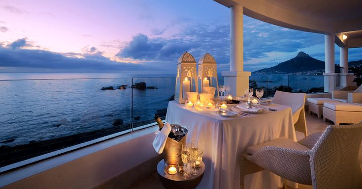 The Twelve Apostles Hotel in Cape Town, South Africa where all guests that make a reservation with @5staralliance receive full breakfast for each guest daily; a two course lunch per person, once during the stay; and one afternoon tea per person, once during the stay. Guests booking a suite and staying a minimum of three nights also receive two complimentary spa treatments. Also, subject to availability at the time of check in/departure, an upgrade, early check-in, and late check-out.
