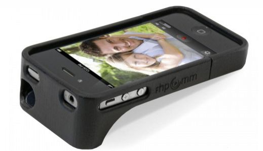 MirrorCase for iPhone 4/4S...that mirror in front lets pervs take pics without u knowing it! Stalking, so simple a kid could do it...