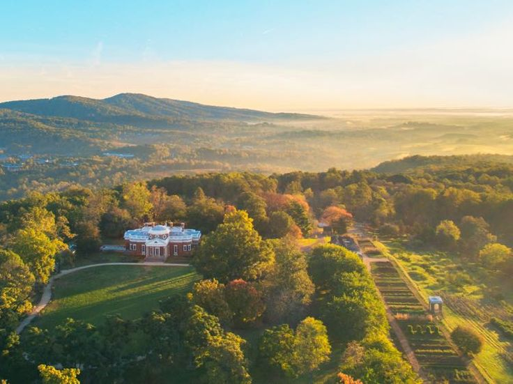 Historic Homes of Virginia Share Lives That Shaped America