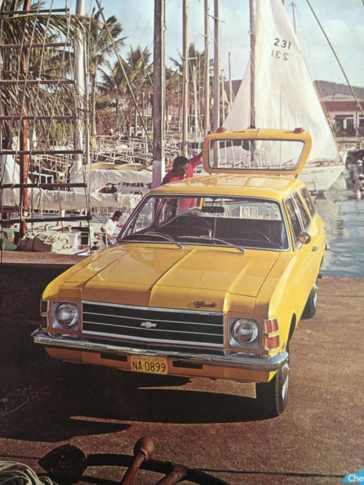 1975 Chevrolet Caravan - Brasil